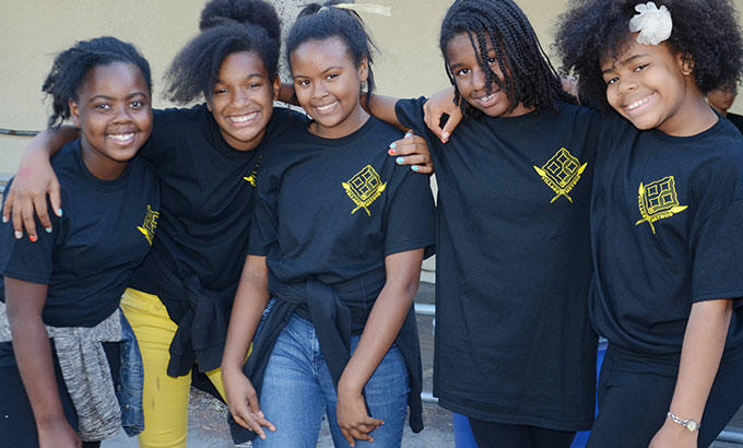 Sixth Grade TVM Scholars