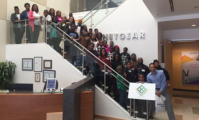 TVM Scholars at Netgear
